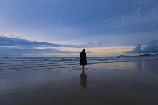 【我和祖国合影】喜欢这里的海,爱上这里的风|海口