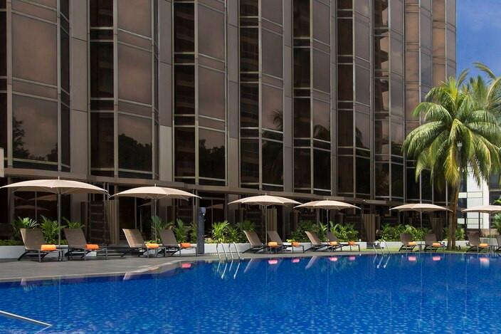 新加坡喜来登Sheraton Towers Singapore Hotel