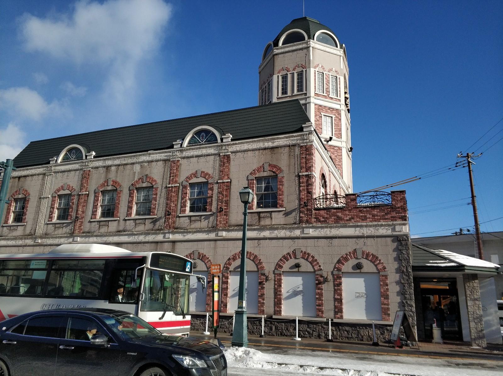 冬日小樽,一座童话般的浪漫城市