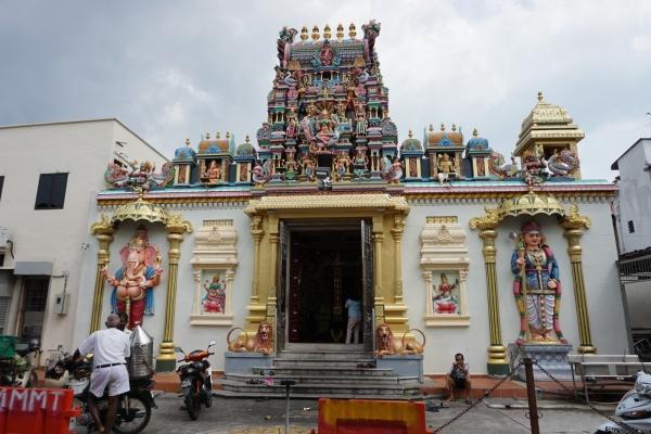 【年末去哪玩】马来西亚槟城的小印度