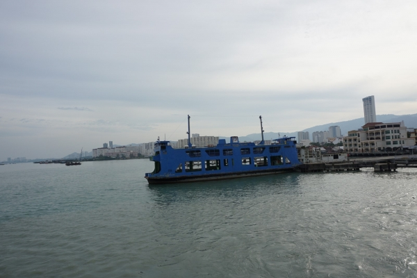【年末去哪玩】马来西亚第二大港槟城港