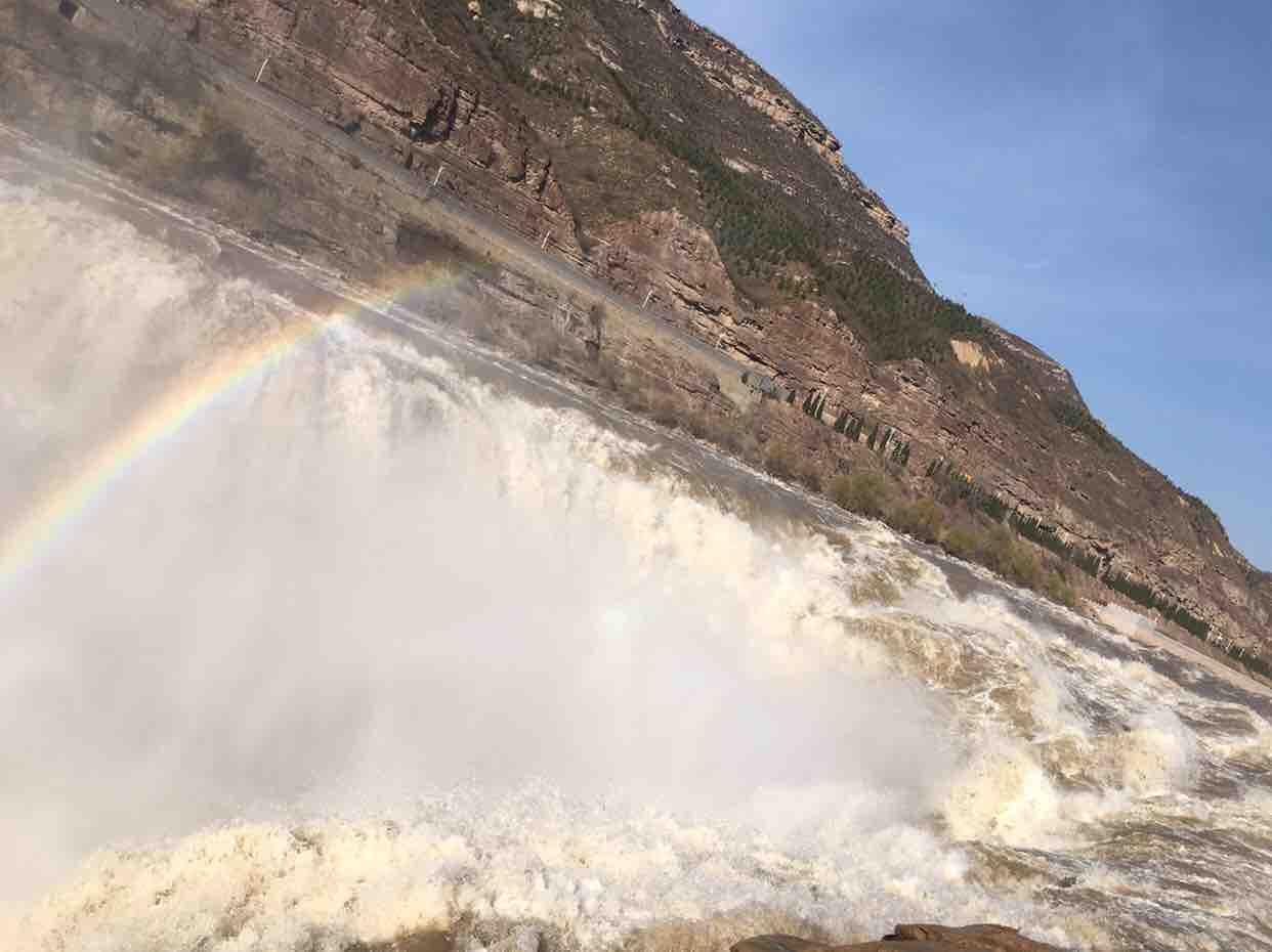 山西壶口瀑布