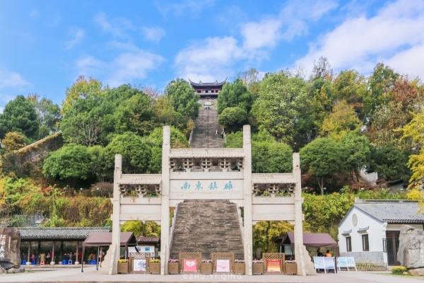 一念臨海,看一眼江南長城,赴一趟古城文化特色之約