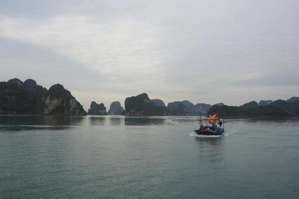 【年末去哪玩】海上桂林:越南下龍灣風光