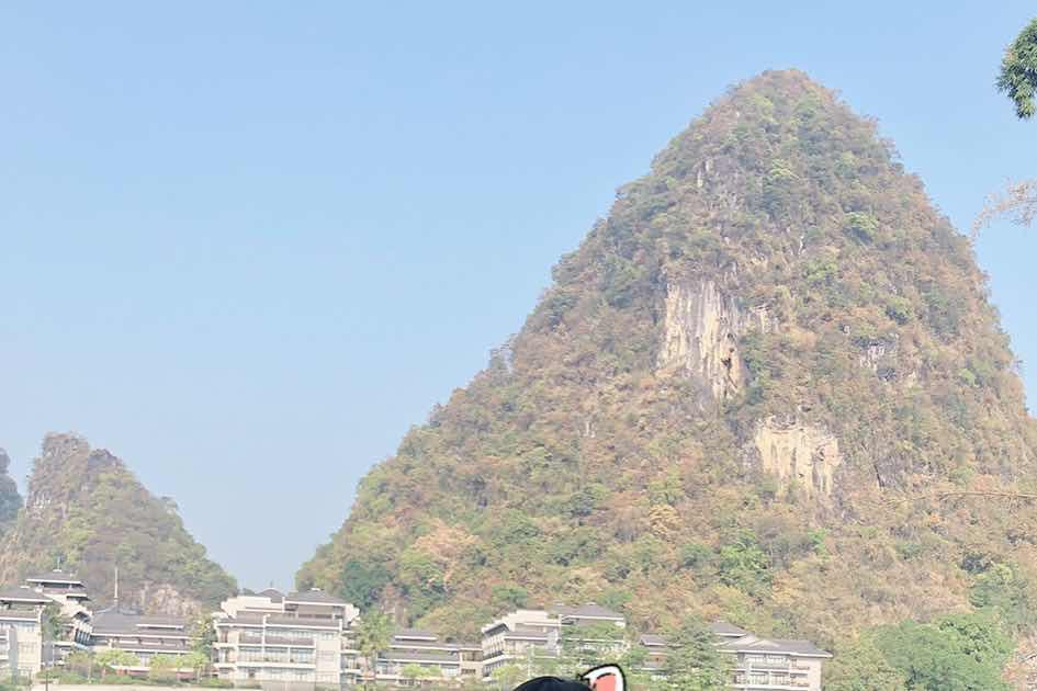 【年末去哪玩】一家四口自駕游桂林山水