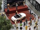 大梦微城火车模型迷你世界主题乐园