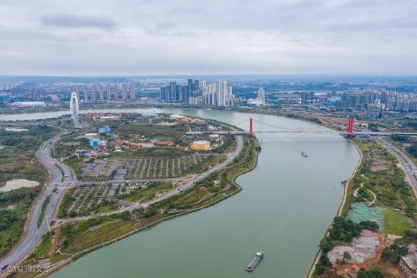 冬天去广西,看看中国绿城南宁的模样