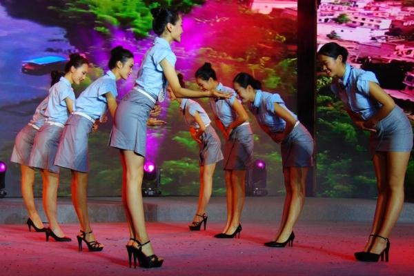 礼仪崇左耀丝路,第15届中国-东盟礼仪大赛中国总决赛圆满礼成