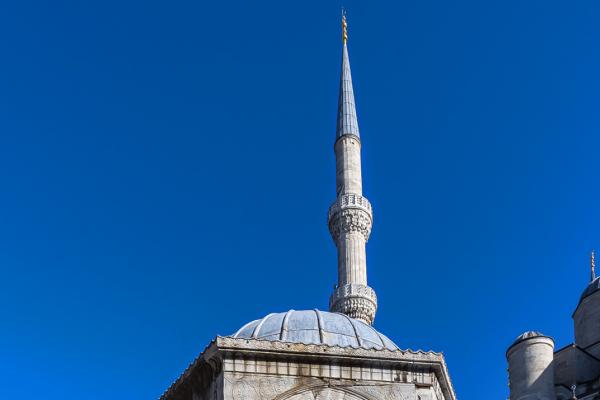 2019土耳其博物之旅16:藍色清真寺,最吸引人的不僅藍色僅是