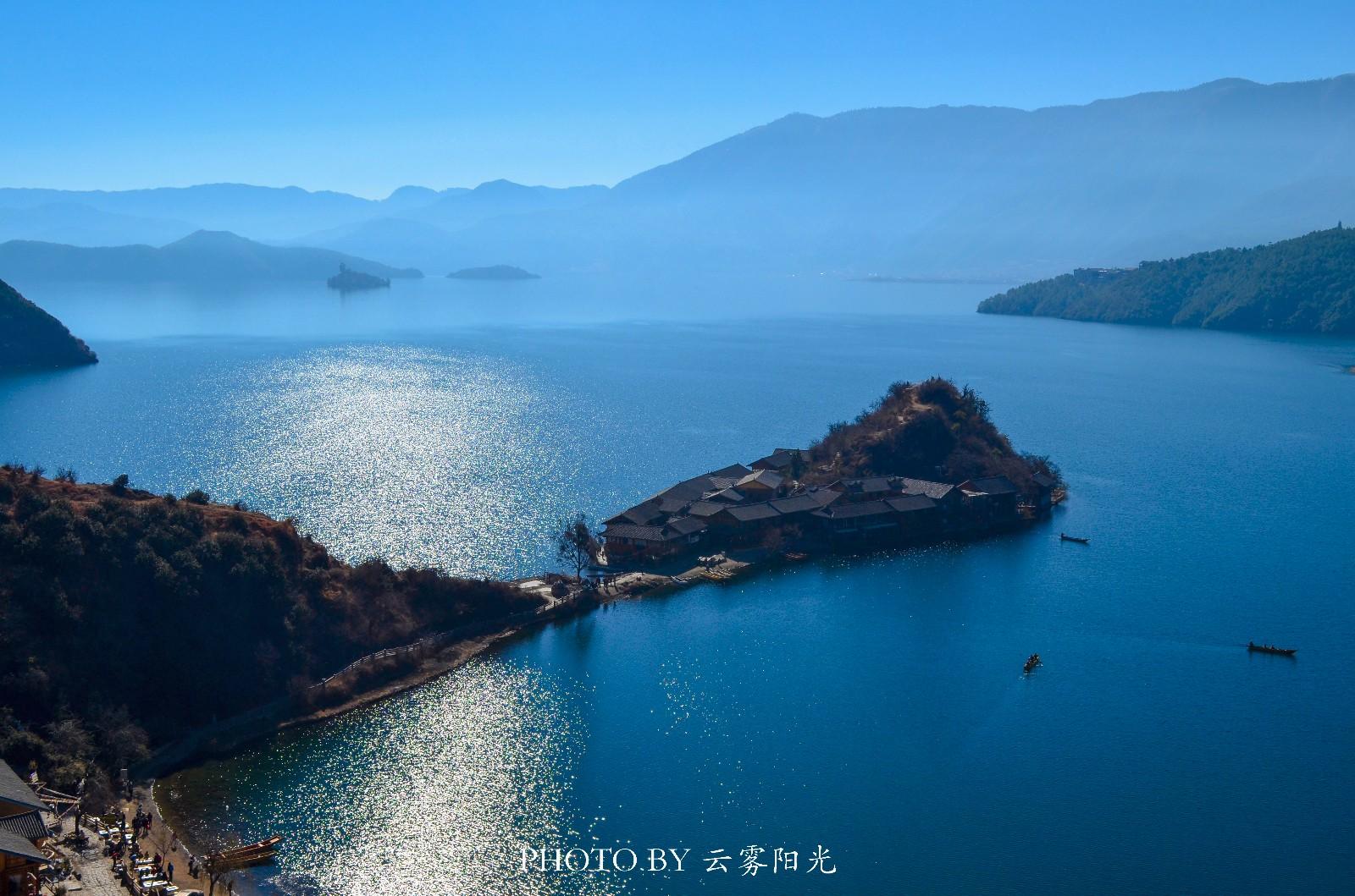 【新年輕度假】瀘沽湖環湖攻略|這么玩才能不虛此行