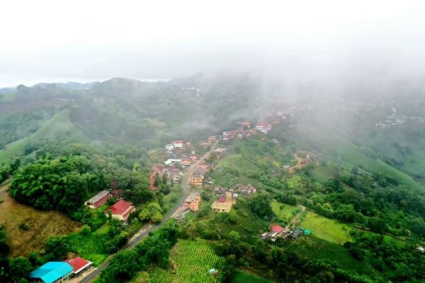 【新年輕度假】清萊美斯樂村:泰國北部最大的華人村,有小瑞士之稱