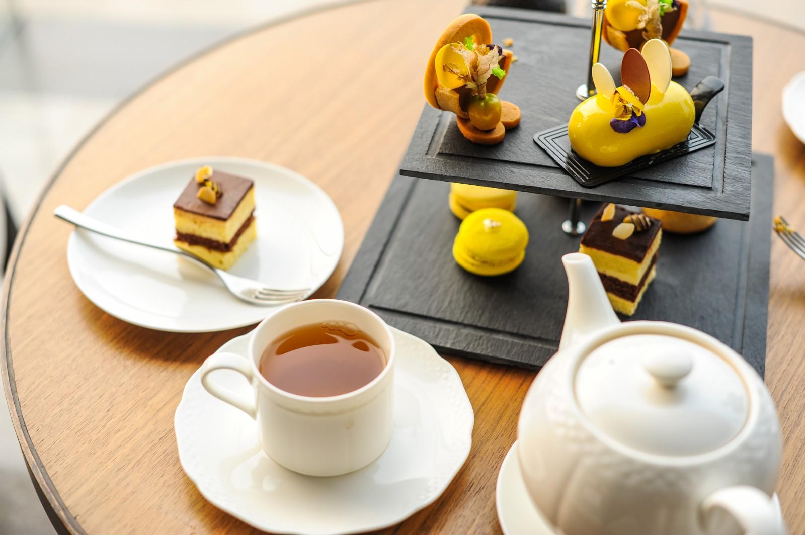 【新年輕度假】南京涵碧樓L吧下午茶,簡約不簡單的環境,是商旅不錯之選