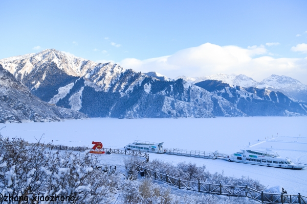 冬游新疆|昌吉、石河子雙城記