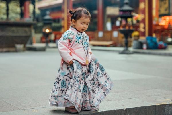 【新年輕度假】萌娃帶你玩杭州之法喜寺