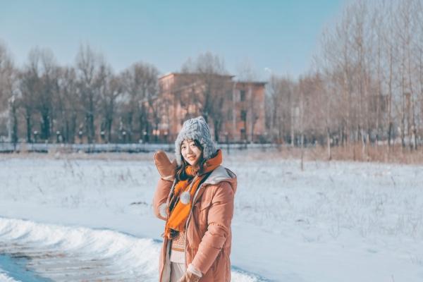写给冬天的情书,跨越3428公里,去极寒之地相遇2020