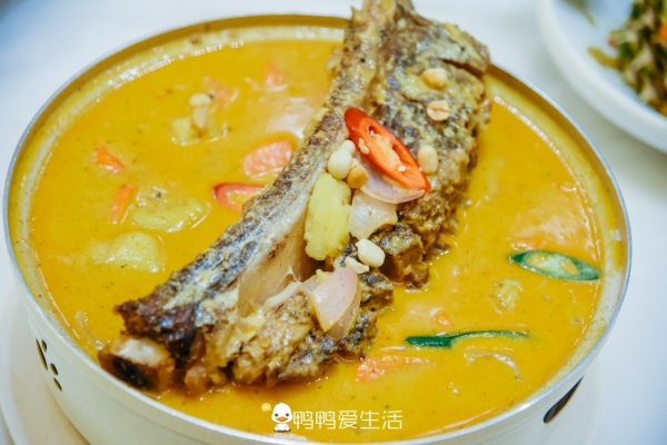 【新年輕度假】藏在廈門五星酒店里的泰國餐廳,吃到了咖喱之王瑪莎曼!