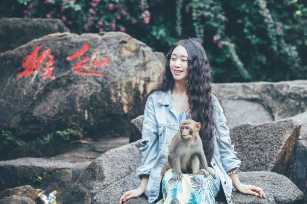 【新年輕度假】海南跨年之旅(下)|當你愛上一片海時,就一定會遇見??南灣猴島