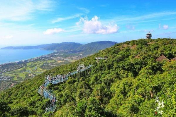 春节来海南,走进首届三亚国际花卉节,冬季最热的地方在这里