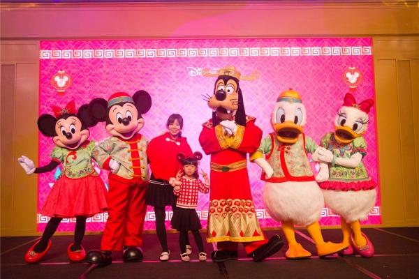 """香港迪士尼乐园""""米奇年""""春节奇妙行运全攻略!收藏出发吧!"""