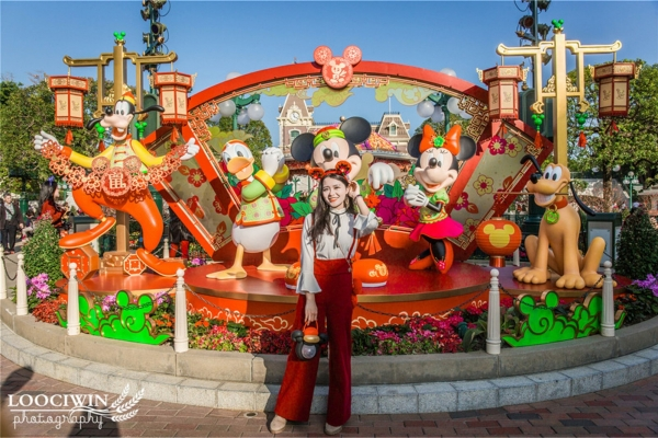 """香港迪士尼奇妙新春,米奇年""""鼠""""你最紅!"""