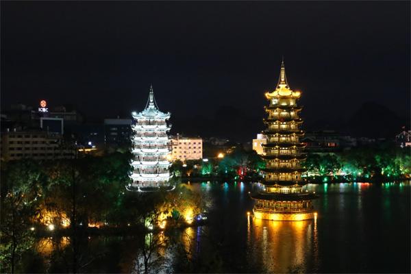 周末来桂林度假,住在风景里玩转经典必打卡景点