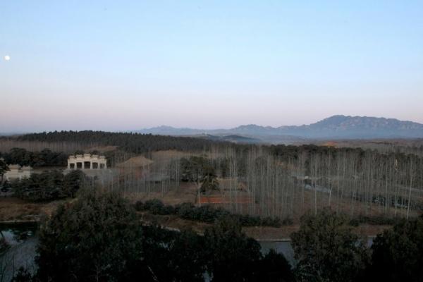 游新晋5A景区——清西陵