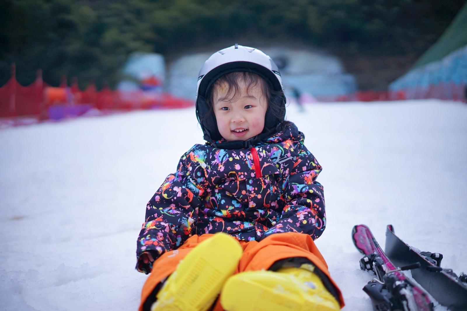 冬日带娃去滑雪,不用去北方,浙江这里足矣