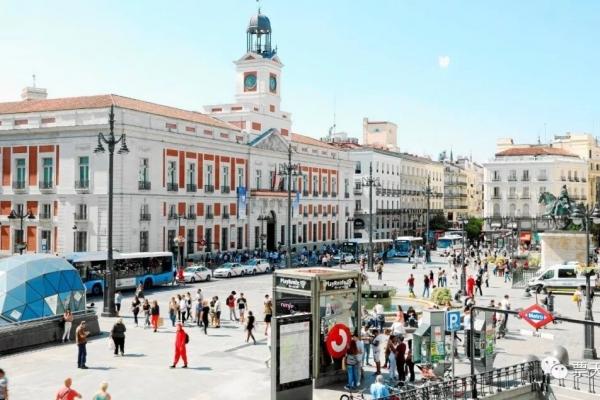 馬德里9個必逛的景點