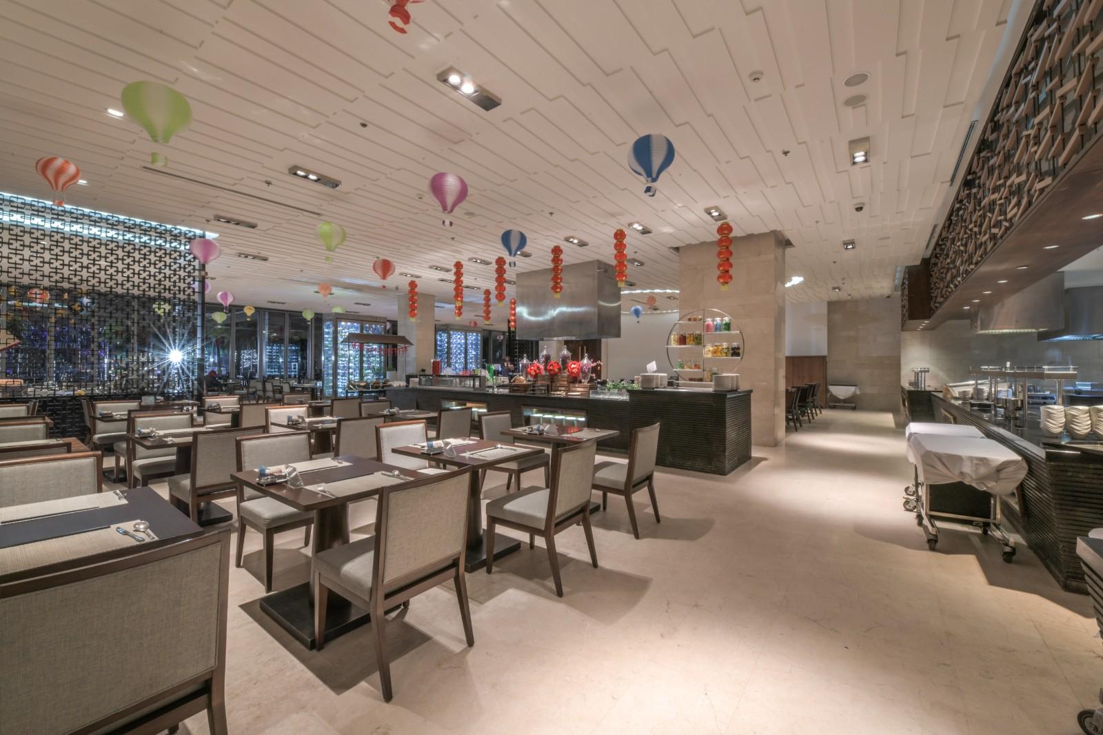 陵水特色西餐厅,颇具中式的名字,打造别样的就餐体验