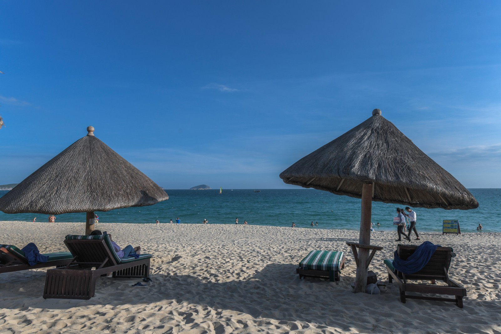 亚龙湾:三亚最亲民化度假区,冬季避寒首先地