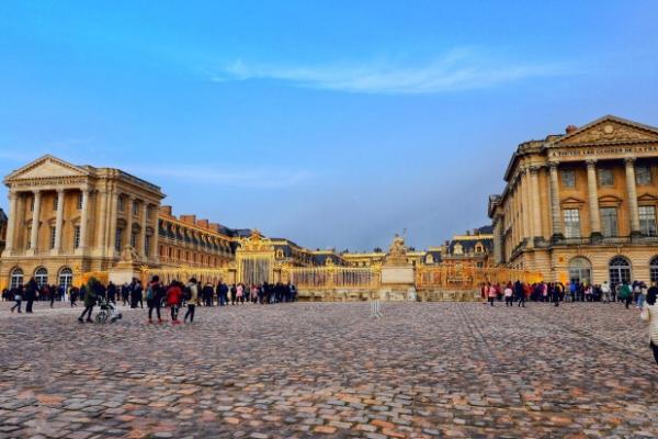 西歐行之——巴黎,你就是我愛的城