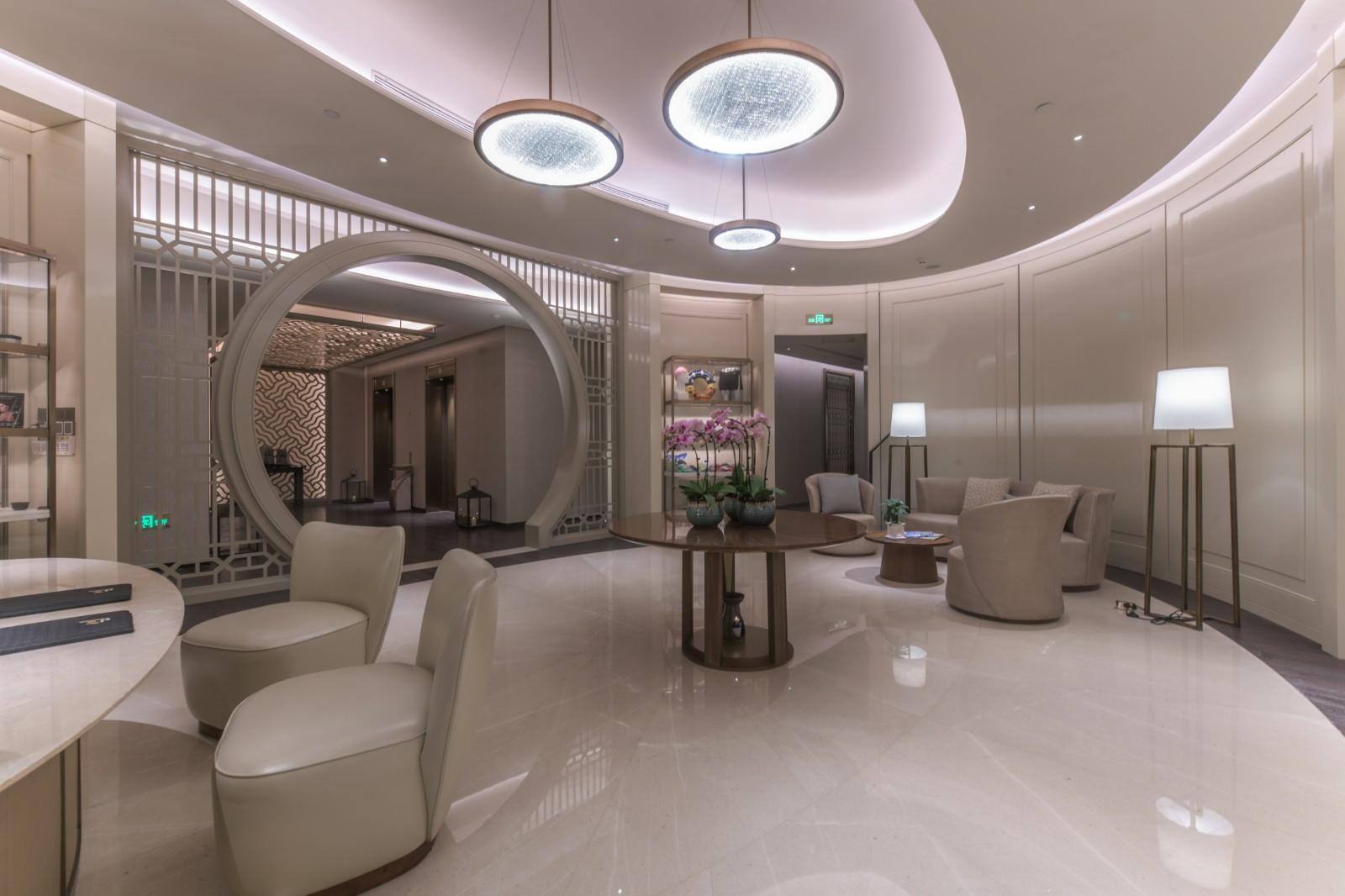 """合肥新区地标酒店:以英伦风格为亮点,重点打造""""宅""""度假"""