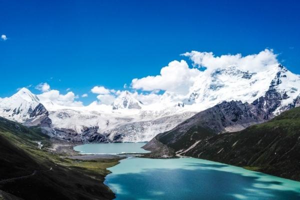 秘境中的秘境——西藏 萨普神山