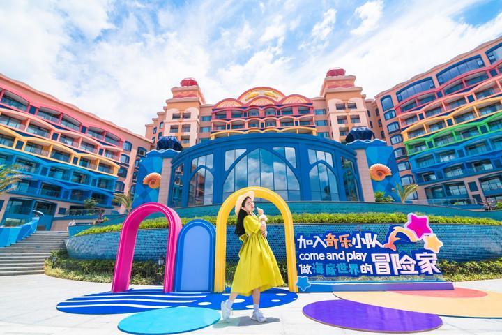 西南地区最大的亲子主题酒店,孩子们的童话城堡乐园_玉溪好玩吗,玉溪怎么样,玉溪旅游攻略,玉溪自由行攻略