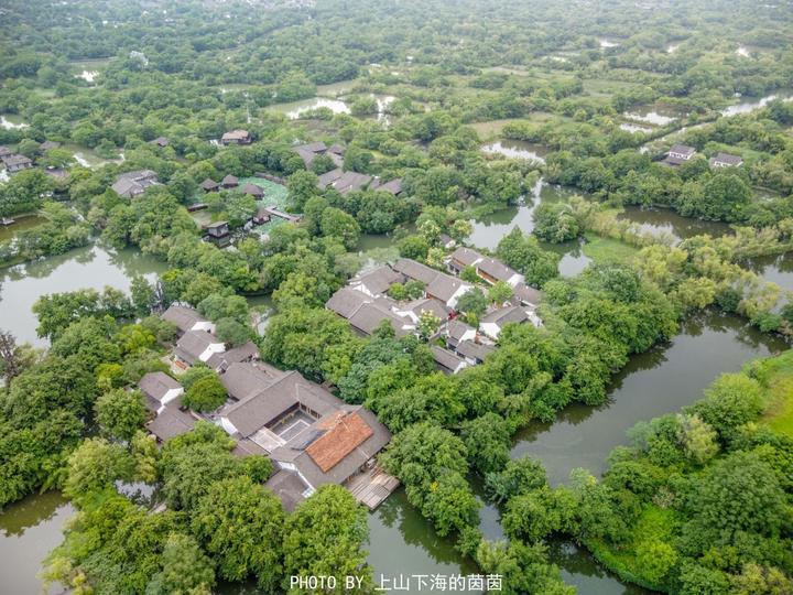 大隐隐于市,在杭州西溪邂逅十里芳菲_杭州好玩吗,杭州怎么样,杭州旅游攻略,杭州自由行攻略
