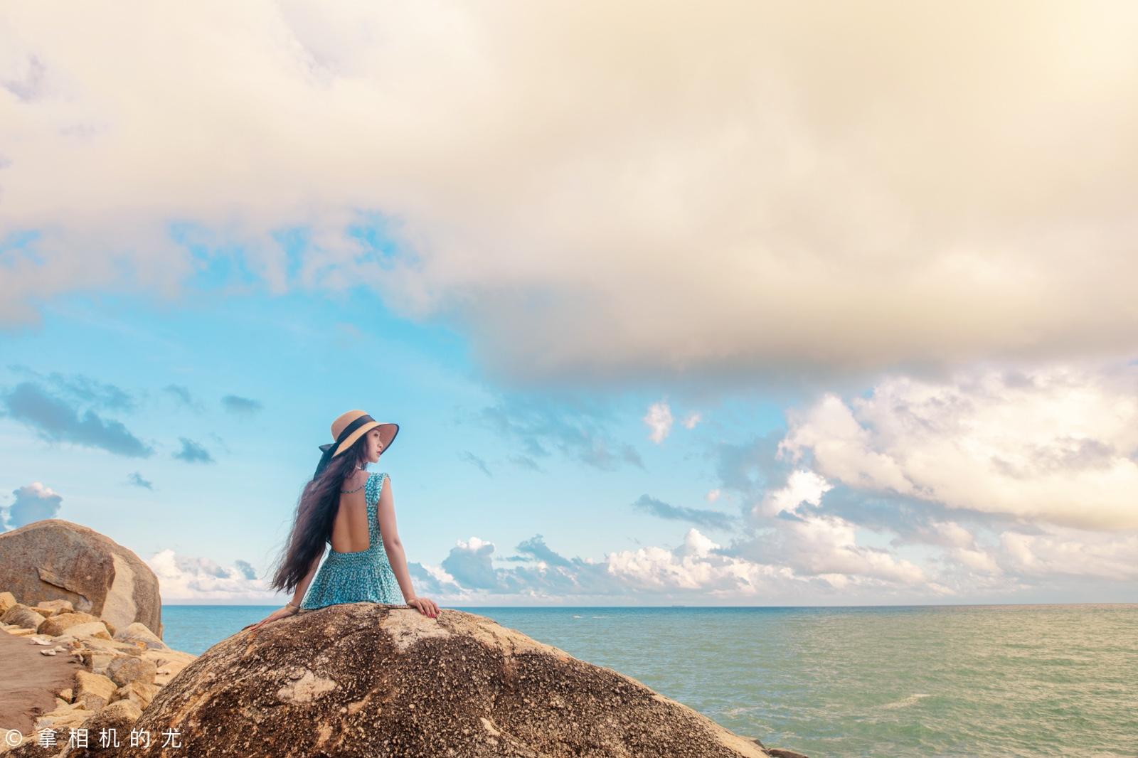 双月湾,你是否也有一个海居梦(摄影+攻略)