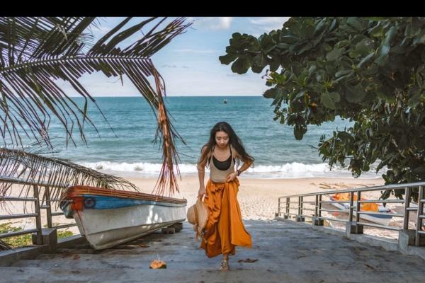 「仲夏夜·流光年」三亚行摄记:阳光,沙滩,椰树林
