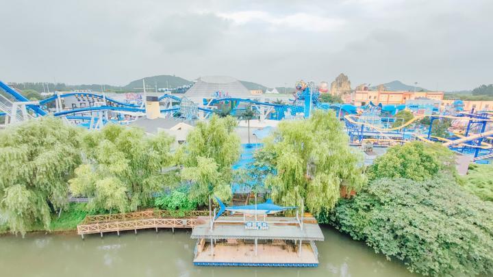放肆嗨玩,上海欢乐谷、玛雅水公园全体验,Happy一夏天 | 上海佘山验客-旅人制造