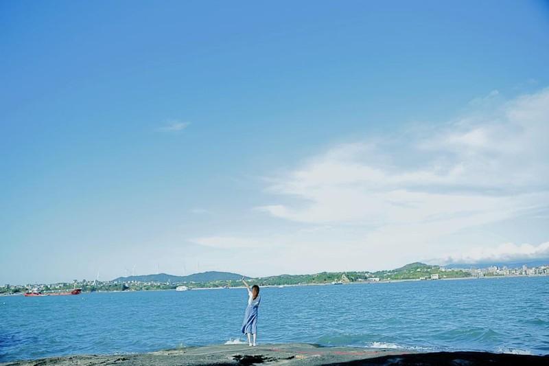 惊艳了时光,温柔了岁月——夏日平潭蓝