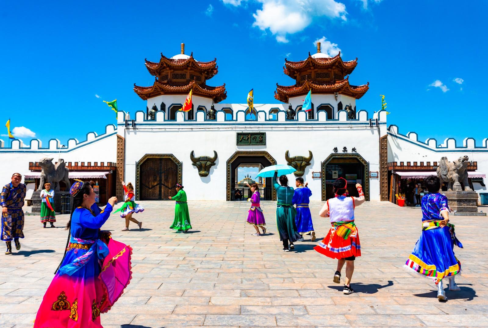 七月记|自驾京北草原,大汗行宫的清凉夏天