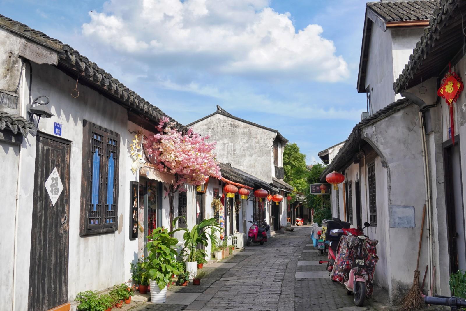 浏河古镇:一半烟火人间,一半岁月故事,这个隐在江南的原始古镇,是我梦里的江南水乡