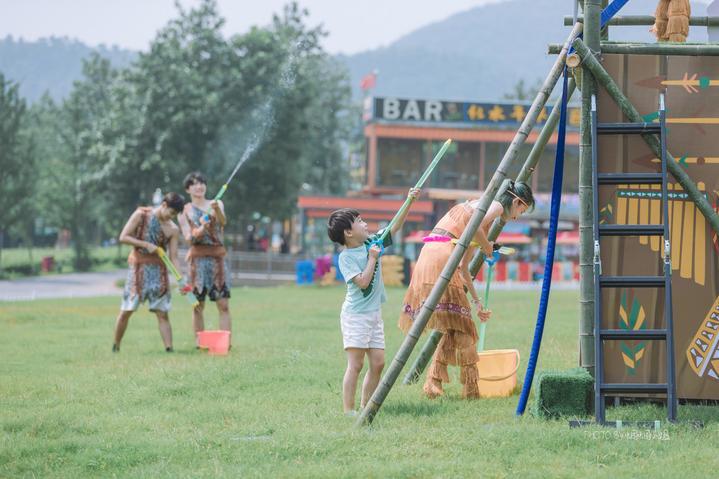 戏水的夏日 | 茅山宝盛园里的盛夏度假时光_常州好玩吗,常州怎么样,常州旅游攻略,常州自由行攻略