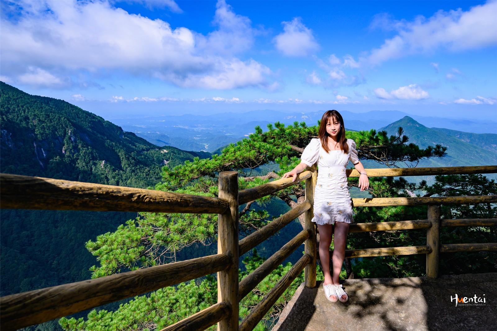 泡完温泉去登明月山,在江西宜春休闲避暑