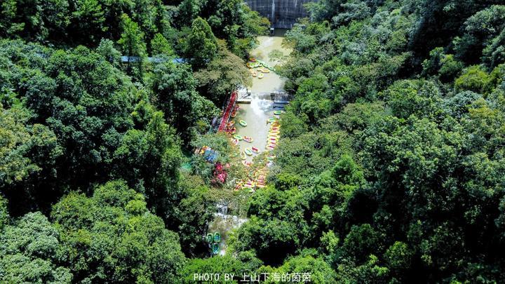 森林漂流+森境光影,今年森波拉玩法升级啦!两天一夜攻略要收藏_森波拉度假森林好玩吗,森波拉度假森林怎么样,森波拉度假森林旅游攻略,森波拉度假森林自由行攻略