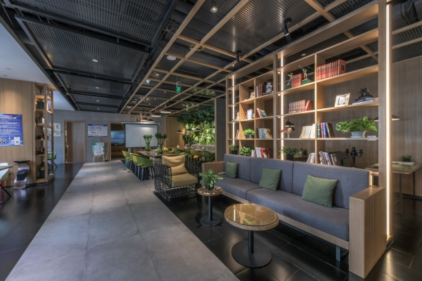 天津秋果:北方新型民宿式酒店,城市商旅的新方式