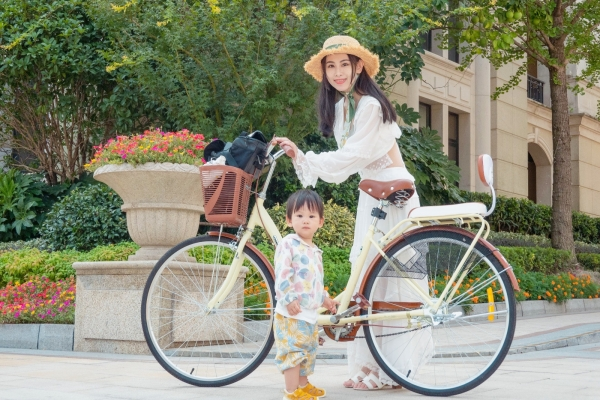 九月初秋,从御湘湖开启一场别样的亲子旅途