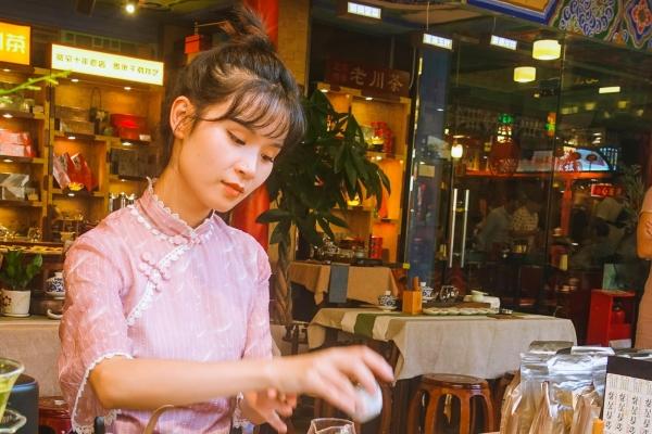 【美图Pick计划】奔赴四川的旅行,享受慵懒惬意的慢生活
