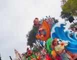 上海迪士尼乐园 - 家庭票(2大1小)