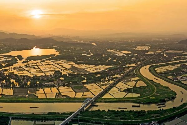 【美图Pick计划】离杭州13分钟车程的小众旅游地,人少景美,被称为中国最美湿地