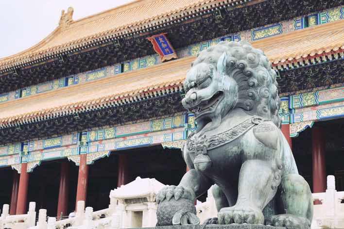 跟着紫澄游600年的故宫